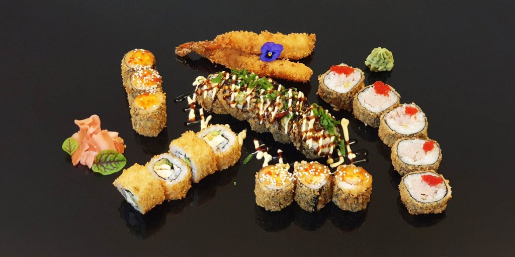 platou tempura