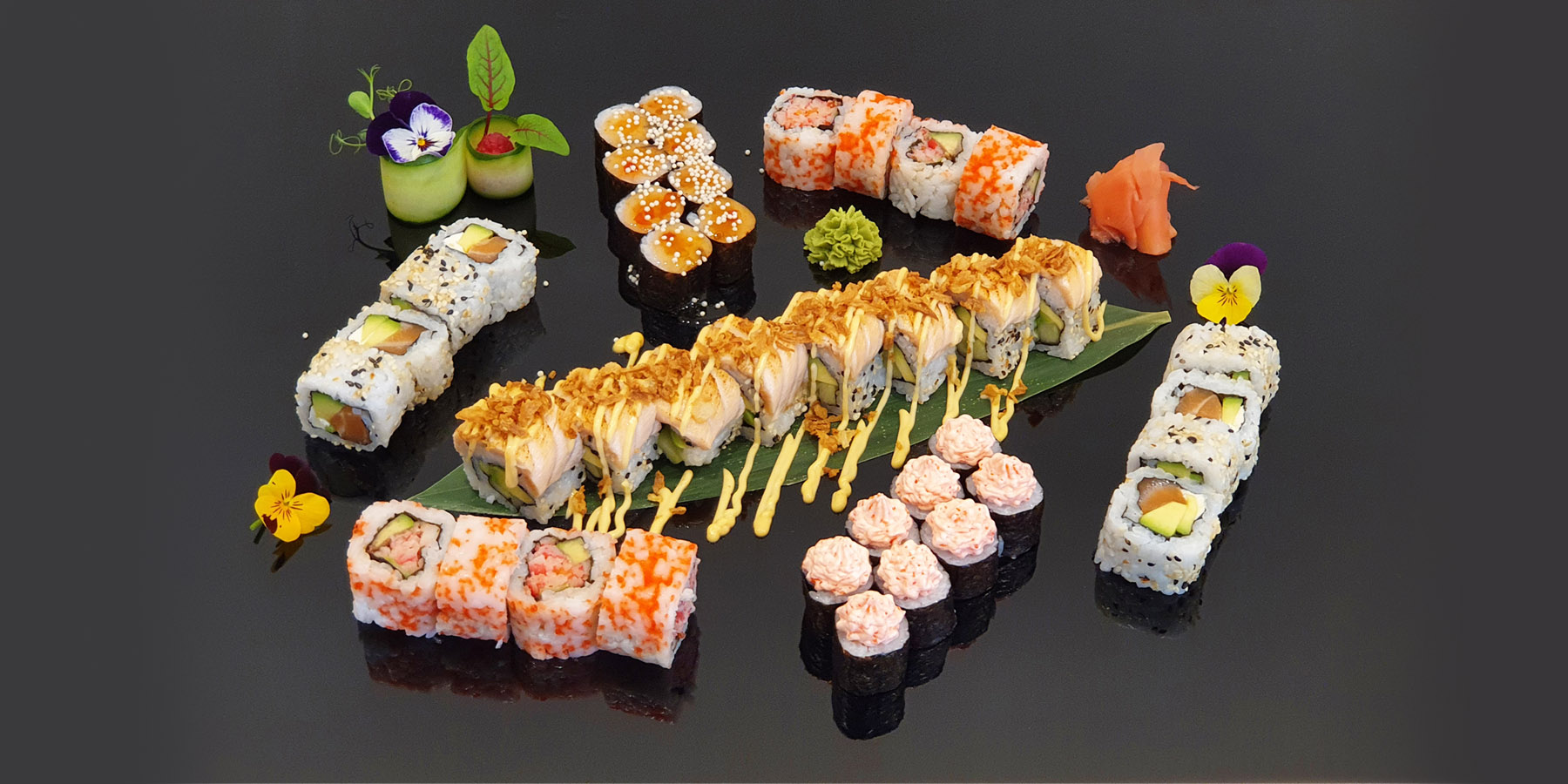 sushi fun 40 website