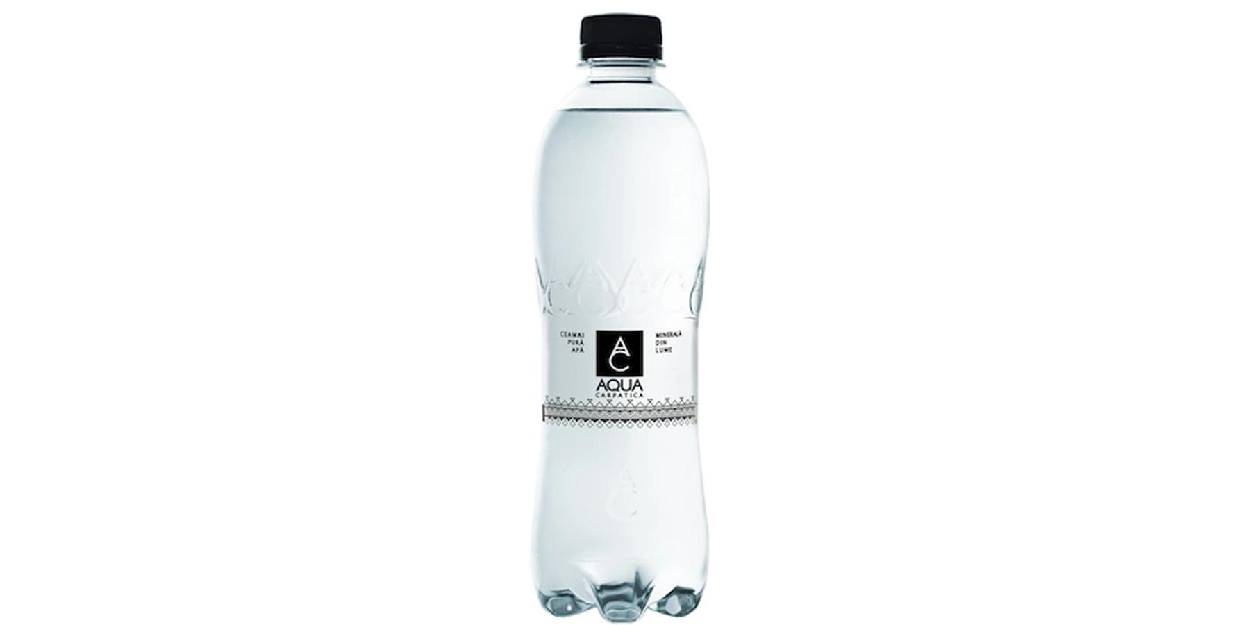 Aqua carpatica minerala
